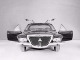 Pictures of Dodge Flite Wing Concept 1961