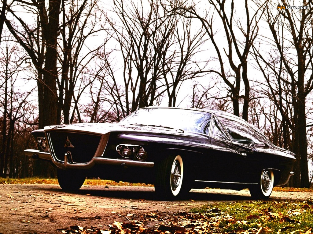 Pictures of Dodge Flite Wing Concept 1961 (1024 x 768)