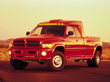 Pictures of Dodge Big Red Truck Concept 1998