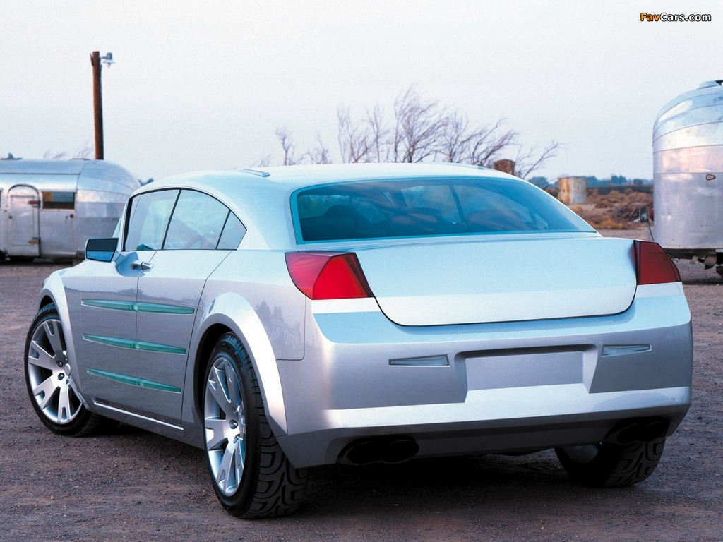 Pictures of Dodge Super8hemi Concept 2001 (1024 x 768)