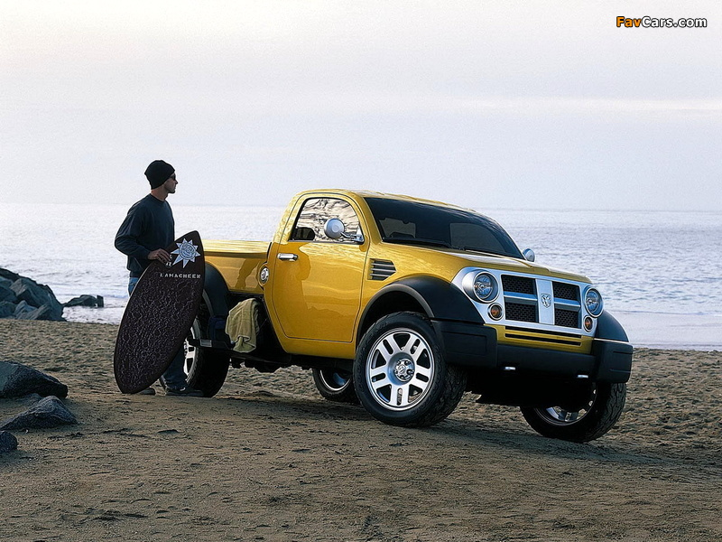 Pictures of Dodge M80n Concept 2002 (800 x 600)