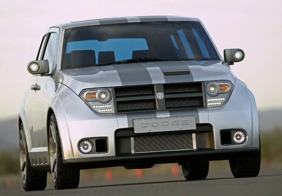 Pictures Of Dodge Hornet Concept 2006