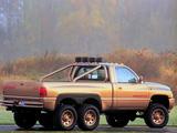 Dodge T-Rex Concept Truck 1998 wallpapers