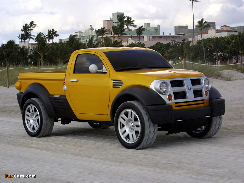Dodge M80n Concept 2002 wallpapers (800 x 600)