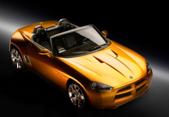 Dodge Demon Roadster Concept 2007 Wallpapers