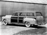 Dodge Coronet Station Wagon 1949 pictures