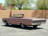 Dodge Coronet R/T Convertible 1967 pictures
