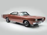 Dodge Coronet R/T Hardtop Coupe (WS23) 1968 pictures