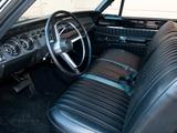 Dodge Coronet Super Bee (WM21) 1968 wallpapers