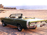 Dodge Coronet R/T Convertible 1969 wallpapers
