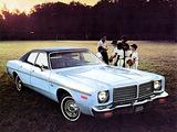 Dodge Coronet Sedan 1975 wallpapers