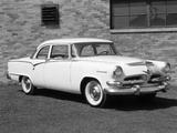 Photos of Dodge Coronet 2-door Sedan (D56) 1955