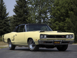 Photos of Dodge Coronet R/T Convertible 1969