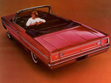 Pictures of Dodge Coronet Convertible 1966