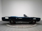 Pictures of Dodge Coronet R/T Hemi Convertible (WS27) 1968