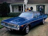 Pictures of Dodge Coronet Custom Sedan 1972