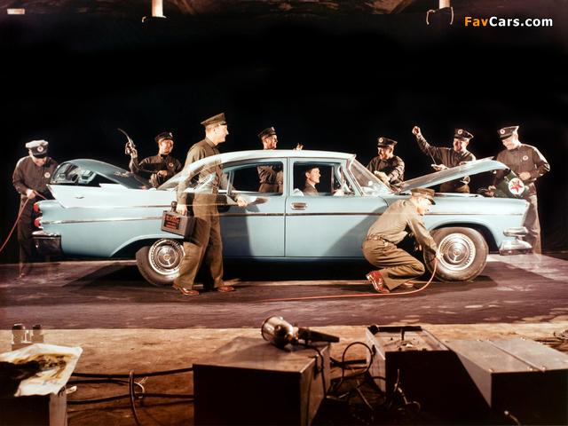 Pictures of Dodge Coronet (640 x 480)
