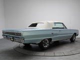 Dodge Coronet R/T Convertible 1967 wallpapers
