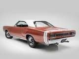 Dodge Coronet R/T Hardtop Coupe (WS23) 1968 wallpapers