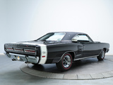 Dodge Coronet R/T 440 Magnum (WS23) 1969 wallpapers