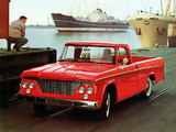 Dodge D100 Dart Sweptline Pickup (R6) 1961 photos