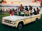 Dodge D100 Adventurer 1969 images