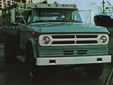 Dodge D500 1969 photos
