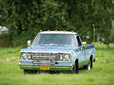 Dodge D150 Adventurer SE 1977 images