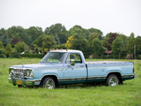 Dodge D150 Adventurer SE 1977 wallpapers