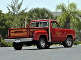 Dodge Adventurer Lil Red Express Truck 1978–79 photos