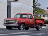 Dodge Adventurer Lil Red Express Truck 1978–79 wallpapers