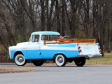 Images of Dodge D-100 Sweptside Pickup 1957