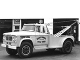 Images of Dodge D500 Tow Truck 1964