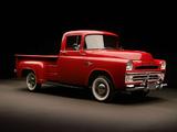 Pictures of Dodge D100 Utiline Pickup 1957