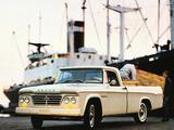 Dodge D100 Sweptline Pickup 1963 wallpapers