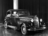 Dodge D2 Sedan 1935–36 wallpapers