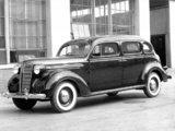 Photos of Dodge D5 Sedan 1936–37