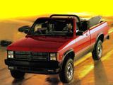 Dodge Dakota Convertible 1989 images