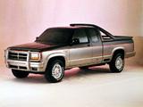 Dodge Dakota Sport V-8 Concept 1989 photos