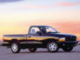 Dodge Dakota Sport Regular Cab 1997–2004 images