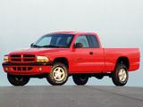 Dodge Dakota Sport Club Cab 1997–2004 pictures