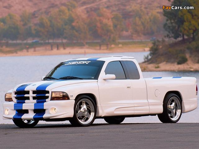 Xenon Dodge Dakota 1997–2004 pictures (640 x 480)
