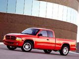 Dodge Dakota R/T Club Cab 1998–2004 pictures