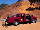 Dodge Dakota Sport Quad Cab 2000–04 photos
