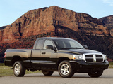 Dodge Dakota Club Cab 2004–07 images
