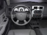 Dodge Dakota Laramie Quad Cab 2004–07 wallpapers