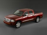 Dodge Dakota Laramie Crew Cab 2007–11 images