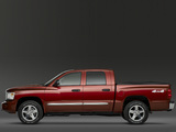 Dodge Dakota Laramie Crew Cab 2007–11 pictures
