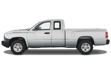 Dodge Dakota Extended Cab 2007–11 wallpapers