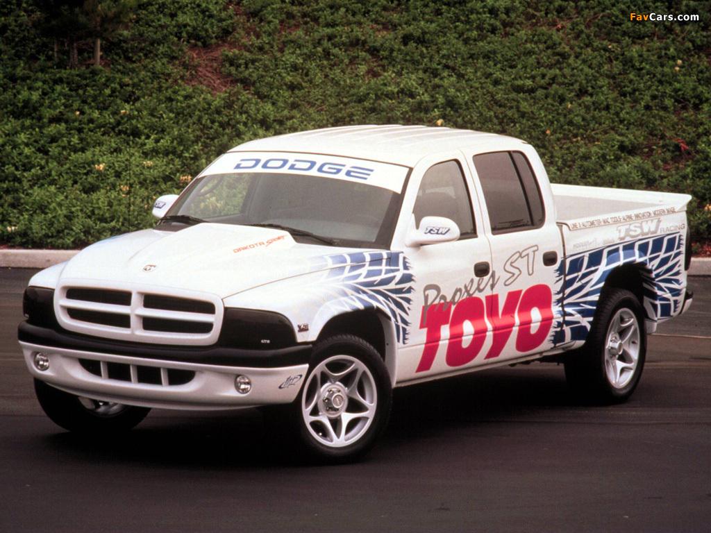 Dodge Dakota photos (1024 x 768)